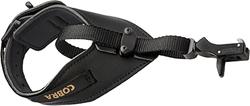 Cobra Premier Moment Release Infinite Adjust Black Leather