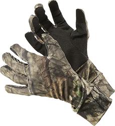 Vanish Spandex Hunt Gloves Mossy Oak Breakup Country