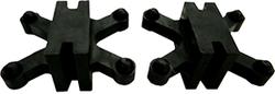 Bowjax Revelations Crossbow Kit Black 11/16 in. Gap