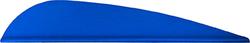 AAE Trad Vane Blue 3 in. 50 pk