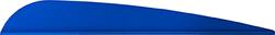 AAE Trad Vane Blue 4 in. 50 pk