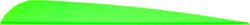AAE Trad Vane Bright Green 5 in. 50 pk