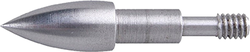 Bohning Screw In Bullet Point 5/16 85gr. 12 pk.