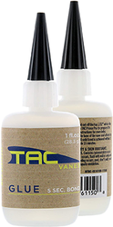 * TAC Vanes Fletching Glue 1 oz.
