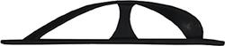 Bohning Griffin Vanes Black 40pk