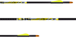 Carbon Express D-Stroyer Arrows 400 2in Vanes 36 pk