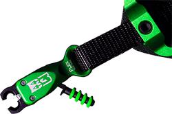 B3 Rival Release Flex Connector Green