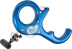 B3 Omega Mini Release 3 Finger Blue