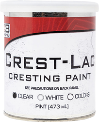 * Bohning Crest-Lac Paint Clear Pint