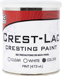 * Bohning Crest-Lac Paint Yellow Pint