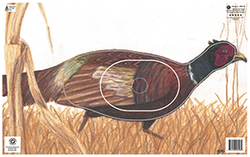 Maple Leaf NFAA Animal Faces Group 3 Pheasant
