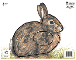Maple Leaf NFAA Animal Faces Group 4 Rabbit