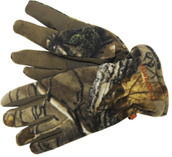 Hunter Insulated Fleece Glove Realtree Xtra Camo Large