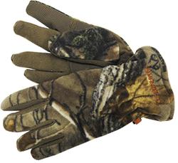 Hunter Insulated Fleece Glove Realtree Xtra Camo XL