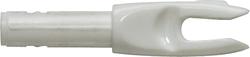 Easton 4mm G Nocks White Large Groove 100pk