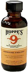 * Hoppes Bottle #9 Solvent 5oz