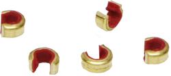 OMP Nock Set XL Red