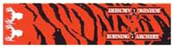 Blazer Carbon Wrap Red Tiger
