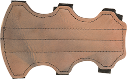 Wyandotte Leather Armguard Camo Hook and Loop 7 in.