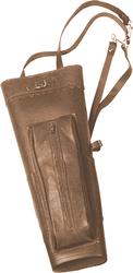 Wyandotte Leather Center Back Quiver