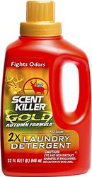 Scent Killger Gold Autumn Formula Laundry Detergent 32oz