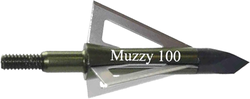Muzzy 3 Blade Broadhead 100gr