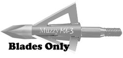 Muzzy MX3 Extra Blades 100gr