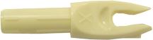 Easton 5mm X Nocks Bone 12pk