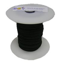 D Loop Rope #24 Black 100' Spool