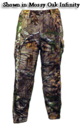 Trail Pant Realtree Xtra Camo Large