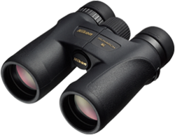 Category: Dropship Optics, SKU #27549, Title: Nikon Monarch 7 Black 10x42 Binoculars
