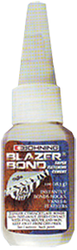 * Blazer Bond 1/2oz Bottle