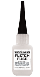 * Fletch Fuse Instant Glue 1/2 oz Bottle