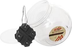 OMP Flex-Pull Counter Display Black 10 pk.