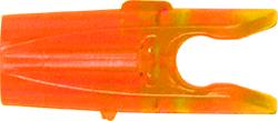 4mm Nock Large Groove Orange Recurve