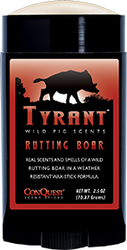Conquest Rutting Boar In a Stick
