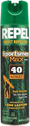 * Sportsmen Max 40% Deet 6.5oz
