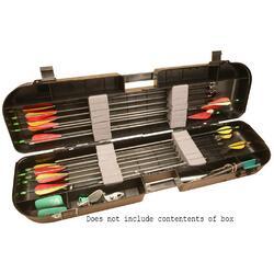 MTM Arrow Plus Case Black 36 Arrow