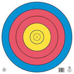 Maple Leaf FITA Target 5-Ring 80 cm.