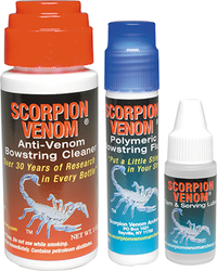 Scorpion Venom 3 Star String Maintenance Kit