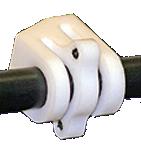 Radius Cable Slide White