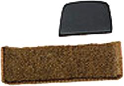 Bear Hair Arrow Rest & Plate