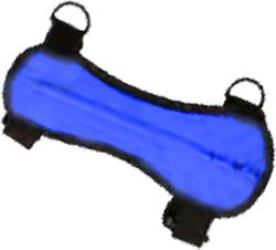 OMP Arm Guard Blue