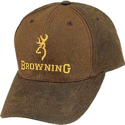 Browning Dura Wax Cap Brown