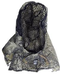 Bug Tamer+Headnet w/Face Shield Breakup Large/XLarge