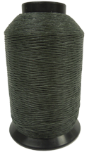 452X Bowstring Material Olive 1/8# Spool