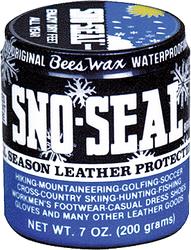 * Atsko Sno-Seal Wax 8 oz.