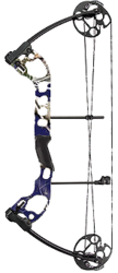 """18 Quest Radical Realtree Purple Bow Package RH 25"""" 40#"""
