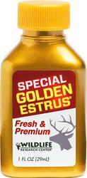 Special Golden Estrus Lure 1oz