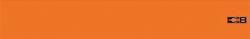 "Bohning 7"" Standard Arrow Wrap Neon Orange"
